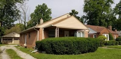 5868 N Keystone Avenue, Indianapolis, IN 46220 - MLS#: 21586552