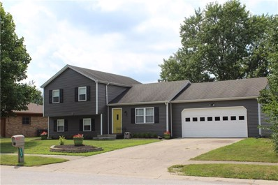 1006 Briarwood Drive, Brownsburg, IN 46112 - MLS#: 21586619