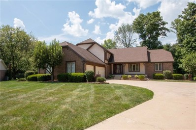7452 W Creekside Court, New Palestine, IN 46163 - MLS#: 21586671
