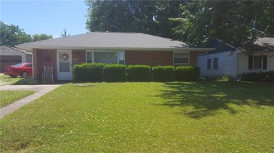 1801 Eastwood Drive, Crawfordsville, IN 47933 - #: 21586686