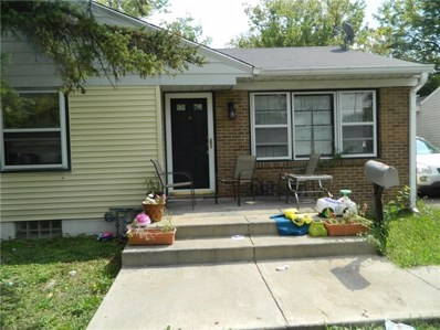3611 N Dequincy Street, Indianapolis, IN 46218 - #: 21586702