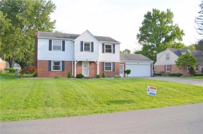 1711 Hillcrest Avenue, Anderson, IN 46011 - #: 21586707