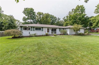 1733 Marian Drive, Indianapolis, IN 46240 - #: 21586714