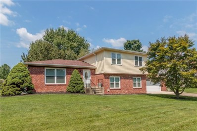 1312 Greenhills Road, Greenfield, IN 46140 - #: 21586717