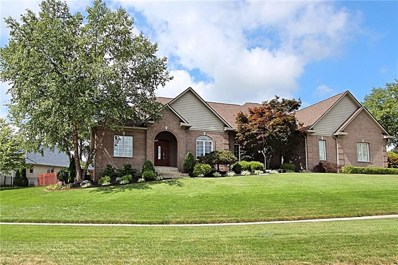 7706 Stones River Drive, Indianapolis, IN 46259 - #: 21586746