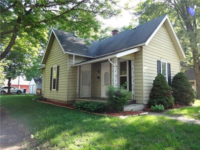 1108 E Christian Street, Noblesville, IN 46060 - MLS#: 21586750