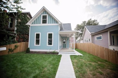 1138 Olive Street, Indianapolis, IN 46203 - #: 21586777