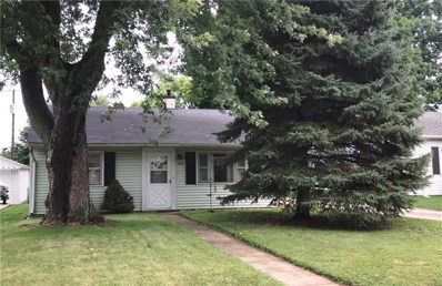 1802 Eastwood Drive, Crawfordsville, IN 47933 - MLS#: 21586809