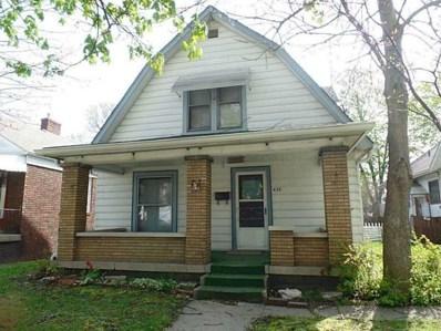 435 N Linwood Avenue, Indianapolis, IN 46201 - #: 21586810