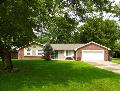 100 N Windmill Trail, Greenwood, IN 46142 - #: 21586829