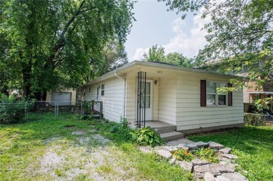 343 W Gimber Street, Indianapolis, IN 46225 - #: 21586835