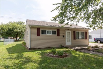 101 14TH Street, Franklin, IN 46131 - MLS#: 21586903