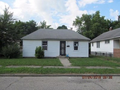 1640 W 7th Street, Anderson, IN 46016 - #: 21586905