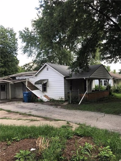 2509 Collier Street, Indianapolis, IN 46241 - #: 21586928