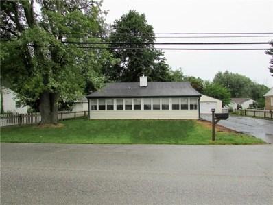 122 Whiteland Road, New Whiteland, IN 46184 - #: 21586942