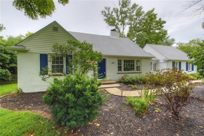 501 E 75TH Street, Indianapolis, IN 46240 - MLS#: 21586964