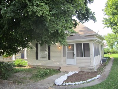 6 W Junction Street, Maxwell, IN 46154 - #: 21587010