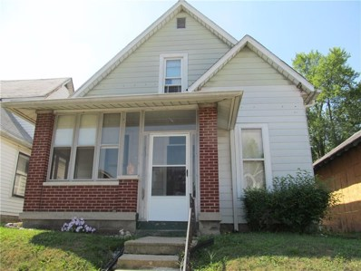 1353 W 28th Street, Indianapolis, IN 46208 - #: 21587017