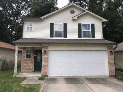 7007 Moon Court, Indianapolis, IN 46241 - #: 21587042