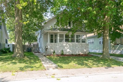 412 Columbia Avenue, Tipton, IN 46072 - #: 21587052