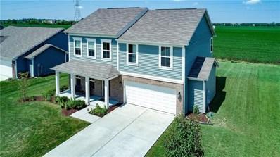 5606 W Woods Edge Drive, McCordsville, IN 46055 - #: 21587055