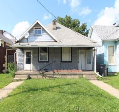 1506 Bates Street, Indianapolis, IN 46201 - MLS#: 21587109