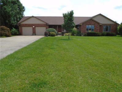 5971 E 300 South, Greenfield, IN 46140 - #: 21587127