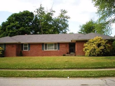 658 Mellowood Drive, Indianapolis, IN 46217 - #: 21587155