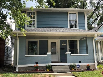 1525 S Linden Street, Indianapolis, IN 46203 - MLS#: 21587179