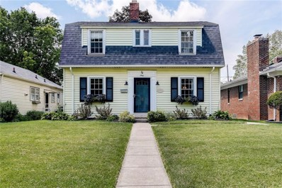 60 N Kitley Avenue, Indianapolis, IN 46219 - #: 21587193