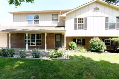8709 Fox Ridge Lane, Indianapolis, IN 46256 - #: 21588253