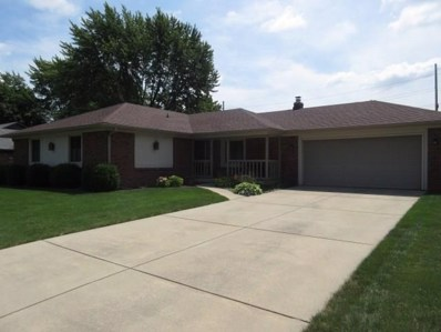 863 W Ashbourne Lane, Greenwood, IN 46142 - #: 21588387