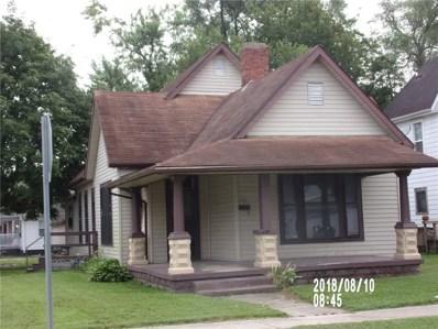 749 Cottage Avenue, Columbus, IN 47201 - MLS#: 21588392