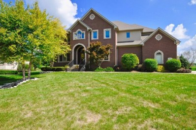 5324 Brooks Bend, Greenwood, IN 46143 - MLS#: 21588438