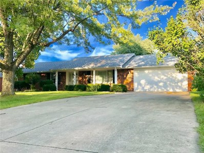 22 S Mustin Drive, Anderson, IN 46012 - #: 21588475