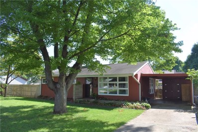3415 Rost Drive, Columbus, IN 47203 - #: 21588529