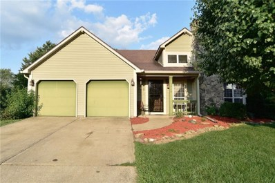 8825 Sunburst Court, Indianapolis, IN 46227 - MLS#: 21588552