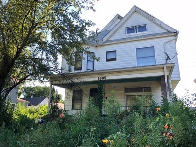 1909 N New Jersey Street, Indianapolis, IN 46202 - #: 21588594