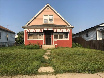 302 S Randolph Street, Indianapolis, IN 46201 - MLS#: 21588674