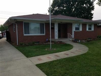 1338 N Graham Avenue, Indianapolis, IN 46219 - #: 21588731
