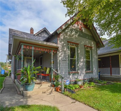 1149 Spruce Street, Indianapolis, IN 46203 - MLS#: 21588733