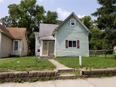 2722 Station Street, Indianapolis, IN 46218 - #: 21588772
