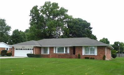 5638 W Thompson Road, Indianapolis, IN 46221 - MLS#: 21588775