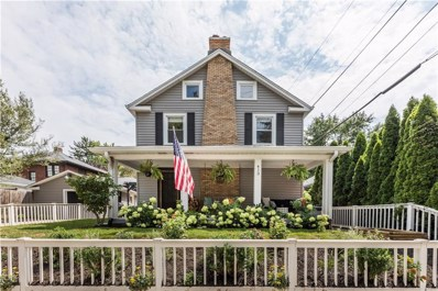413 E 40th Street, Indianapolis, IN 46205 - MLS#: 21588797