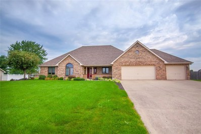 1872 W Huntsville Road, Pendleton, IN 46064 - MLS#: 21588843
