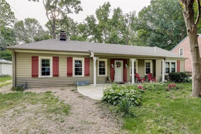 5261 Woodside Drive, Indianapolis, IN 46228 - #: 21588931