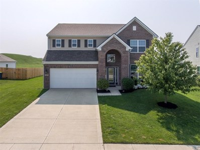 3411 Roundlake Lane, Whitestown, IN 46075 - #: 21588944