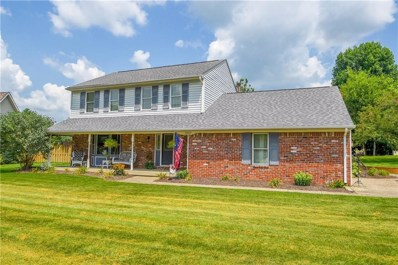 1327 Bluebird Drive, Greenfield, IN 46140 - #: 21589076
