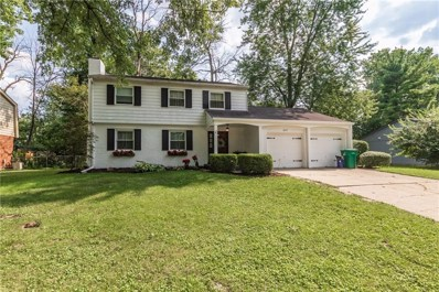 1617 Northbrook Drive, Indianapolis, IN 46260 - #: 21589086