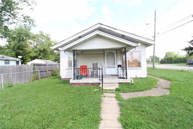 1865 Calvin Street, Indianapolis, IN 46203 - #: 21589136